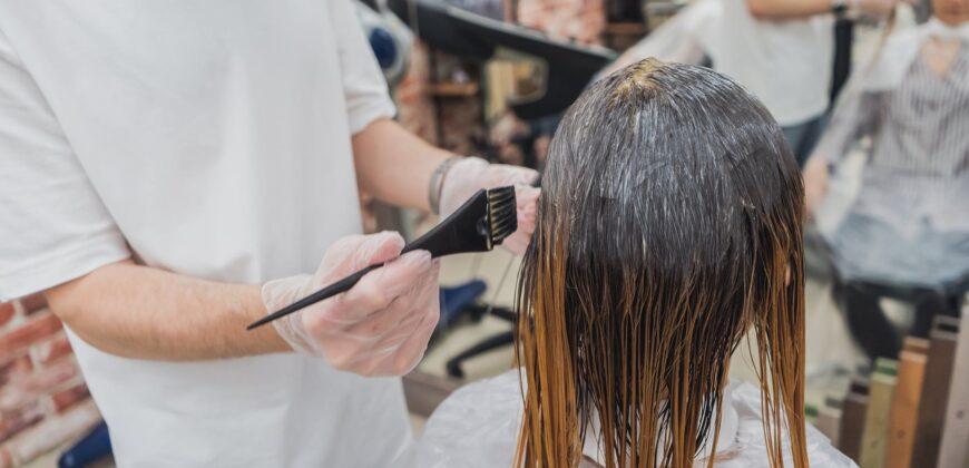 Barber Shop and Beauty Salón
