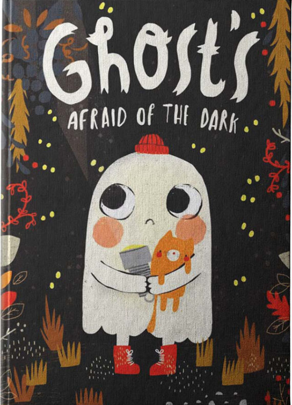 Ghost's Afraid of the Dark